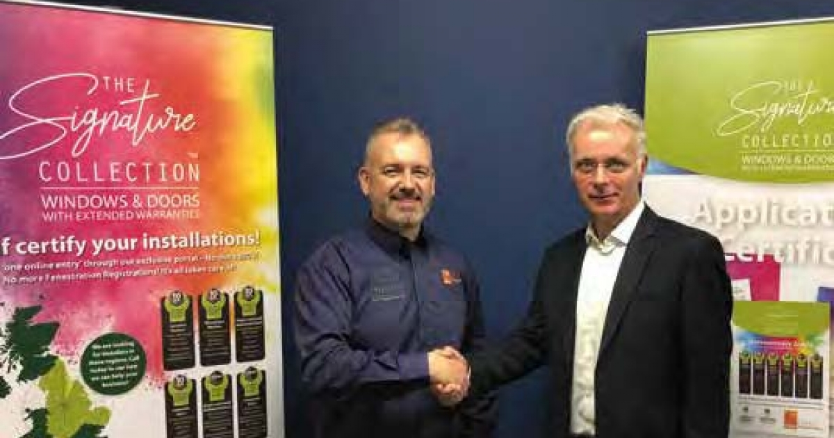 INSTALLERS SIGN UP TO PEARL'S APPROVED INSTALLER SCHEME